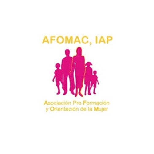 ASOCIACIÓN PRO FORMACIÓN Y ORIENTACIÓN DE LA MUJER, IAP (AFOMAC, IAP)