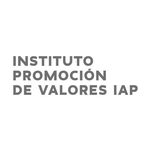 INSTITUTO DE PROMOCIÓN DE VALORES, IAP